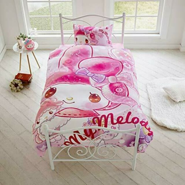 My Melody comforter cover single /& pillow case blanket duvet SANRIO LIMITED