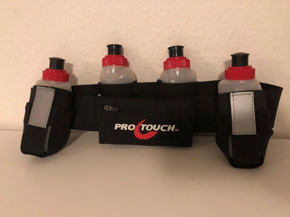 Løbetøj, Løbebælte med drikkeflasker, Protouch