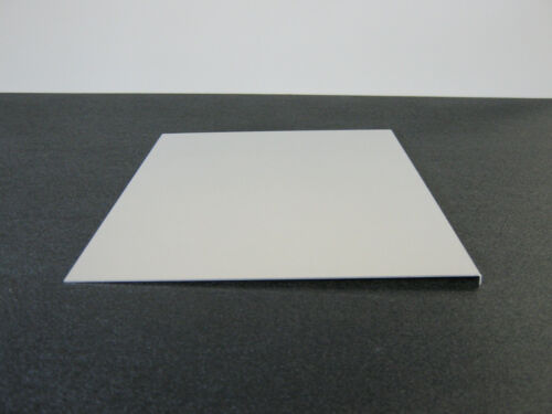 "8/"" x 10 5//8/"" with 1//4/"" flange 1//32/"" Thick  Aluminum Sheet Reflow Oven Tray"