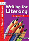 Writing for Literacy for Ages 10-11: An Excellent Starting Point for Extended Writing Activities by Andrew Brodie, Judy Richardson (Paperback, 2004)