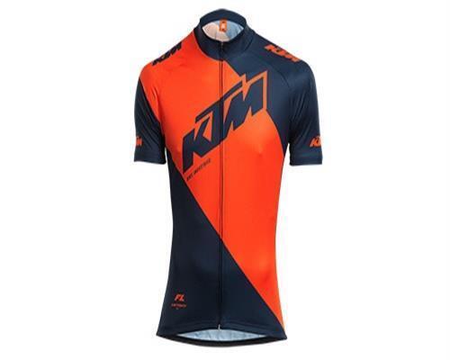 KTM NEU Renntrikot kurzarm Factory Line dunkelblau/Orange Gr.XXL 2018 Bike NEU KTM 78ebd6
