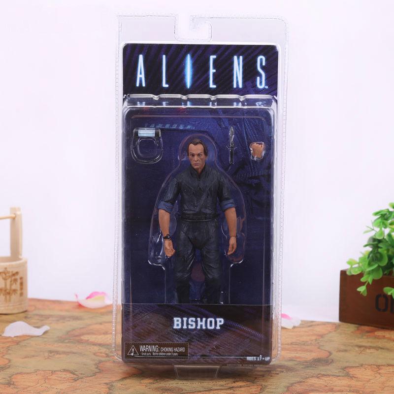 Aliens Kane Dog Alien Bishop Bishop Bishop PVC Action Figure Collection Model Toy 0066bd