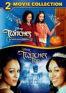Mowry-Twin-Witches-Disney-Channel-Halloween-Movies-Twitches-amp-Sequel-Too-on-DVD