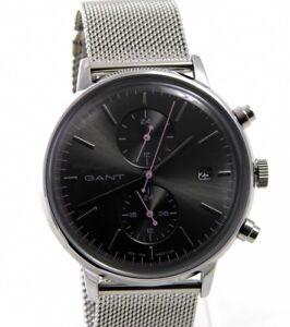 GANT-REDDELL-elegante-Herren-Uhr-Chronograph-GTAD08900499I-Edelstahl-gt-gt-NEU