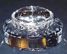 Swarovski 168005 Crystal Box Jewel nuovo porta gioie 1995 SCHMUCKDOSE
