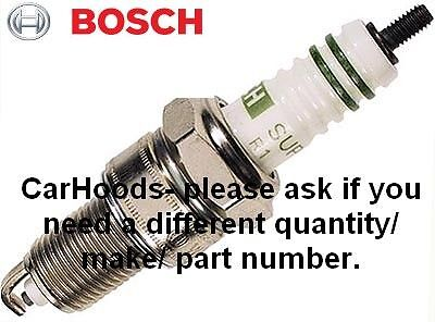 Wholesale Prices 4x Code +8 4 PACK NEW GENUINE BOSCH SPARK PLUG FR7DC+