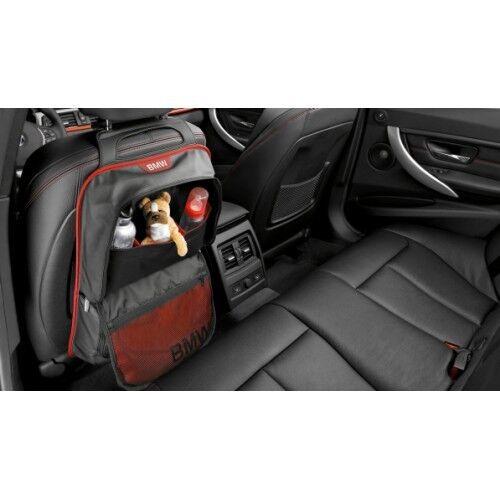 ORIGINALE BMW rifiutare Borsa Nero Rosso Borsa Sport 52122219889 2219889 NUOVO