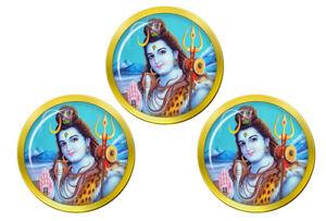 Lord-Shiva-Hindou-Marqueurs-de-Balles-de-Golf