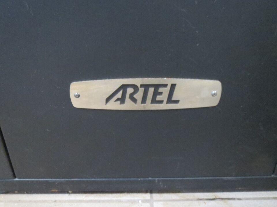 Træpilleovn, Artel Class XL-CB -16 kw, m. prøvningsattest