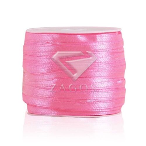 Satin Ribbon 25//50 Yards Roll 3//6//10//15//20//25//38//55mm 30 Colors Wedding Party