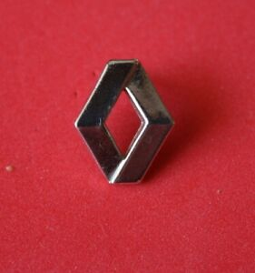Pin-039-s-Pins-lapel-Pin-Auto-Car-RENAULT-Logo-Relief-Zamac