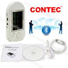 Bluetooth Digital Visual Stethoscope CMSVESDECG SPO2 PR Diagnostic USB Software