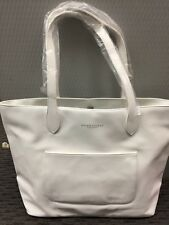 Ralph Lauren Romance Tote Bag White Ivory Women Beach Pool Travel ... afe022f743499