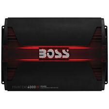 Boss Audio PD4000 Phantom 4000 Watts Class D Monoblock Power Amplifier