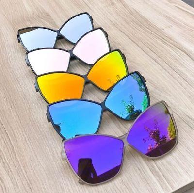 RARE Oversized XL EXTREME Cat Eye LINDA LUX  Fashion Women Large Sunglasses 7406