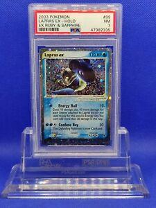 Lapras-EX-PSA-7-NM-2003-EX-Ruby-amp-Sapphire-99-Pokemon