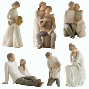 Full-Range-of-Willow-Tree-Relationship-Family-Children-Mother-Figure-Ornaments