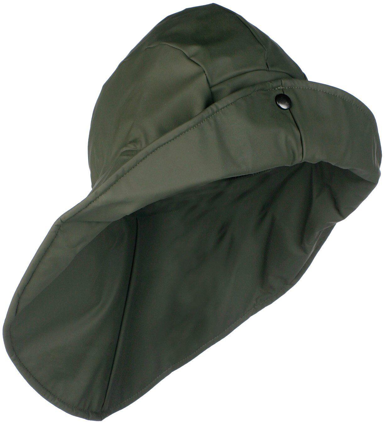 BALENO uomo arenare Pioggia Cappello-verde, x-Large