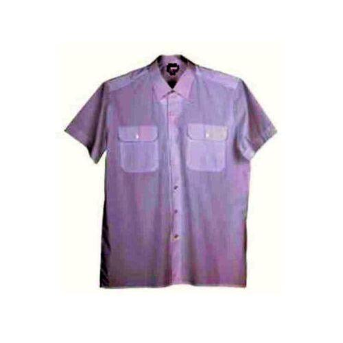 10 x  BW Diensthemd hellblau weiß Kurzarm Langarm gebr.