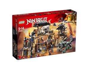 LEGO-NINJAGO-Drachengrube-70655-Neu