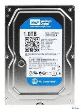 """WD Blue WD10EZEX 1 TB 3.5"""" Internal Hard Drive"""