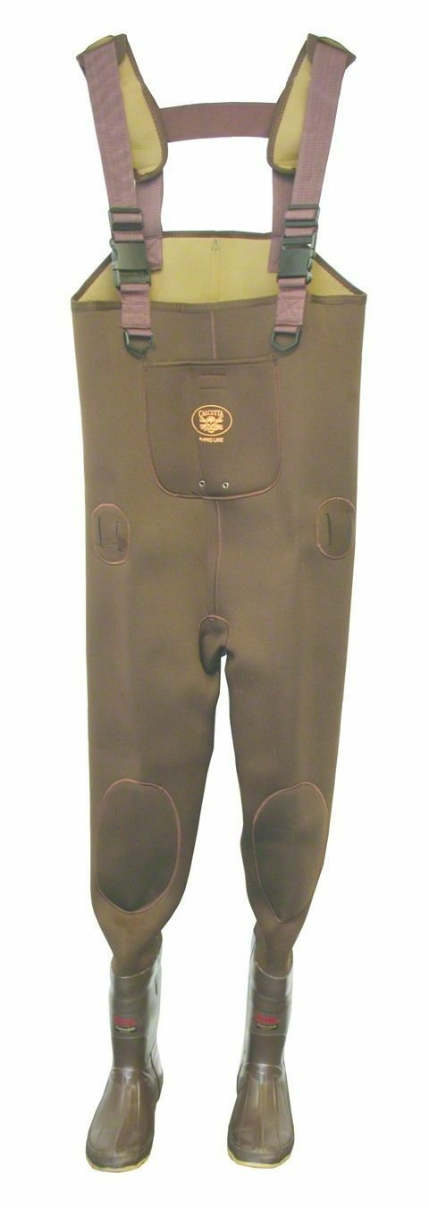 CALCUTTA 3.5MM NEOPRENE CHEST WADER CLEATED BROWN 200  GRAM THINSULATE INSULATION  the best online store offer