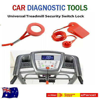 Treadmill Magnet Running Machine Safety.Safe Key Magnetic Security Switch Lock.A