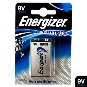 1-x-Energizer-Ultimate-Lithium-9V-battery-L522-E-Block-MN1604-LR22