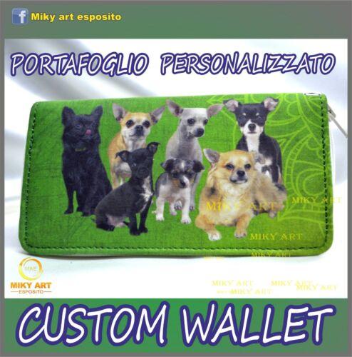 Perro Трость Portfel Portefeuille Портфель Cane Dog Chien Wallet Portafoglio 3Aqc45jRL