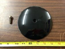 BLACK DOME AIR CLEANER COVER FOR HARLEY DAVIDSON FITS ARLEN NESS BIG SUCKER