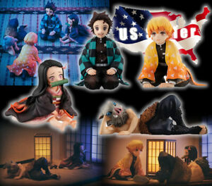 Demon-Slayer-Kimetsu-no-Yaiba-Palm-Size-Figure-Toys-G-E-M-Statue-Anime-Japan