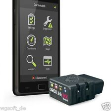 OBDLink MX Bluetooth Adapter incl. ScanMaster-OBDLink OBD-2 Diagnosesoftware