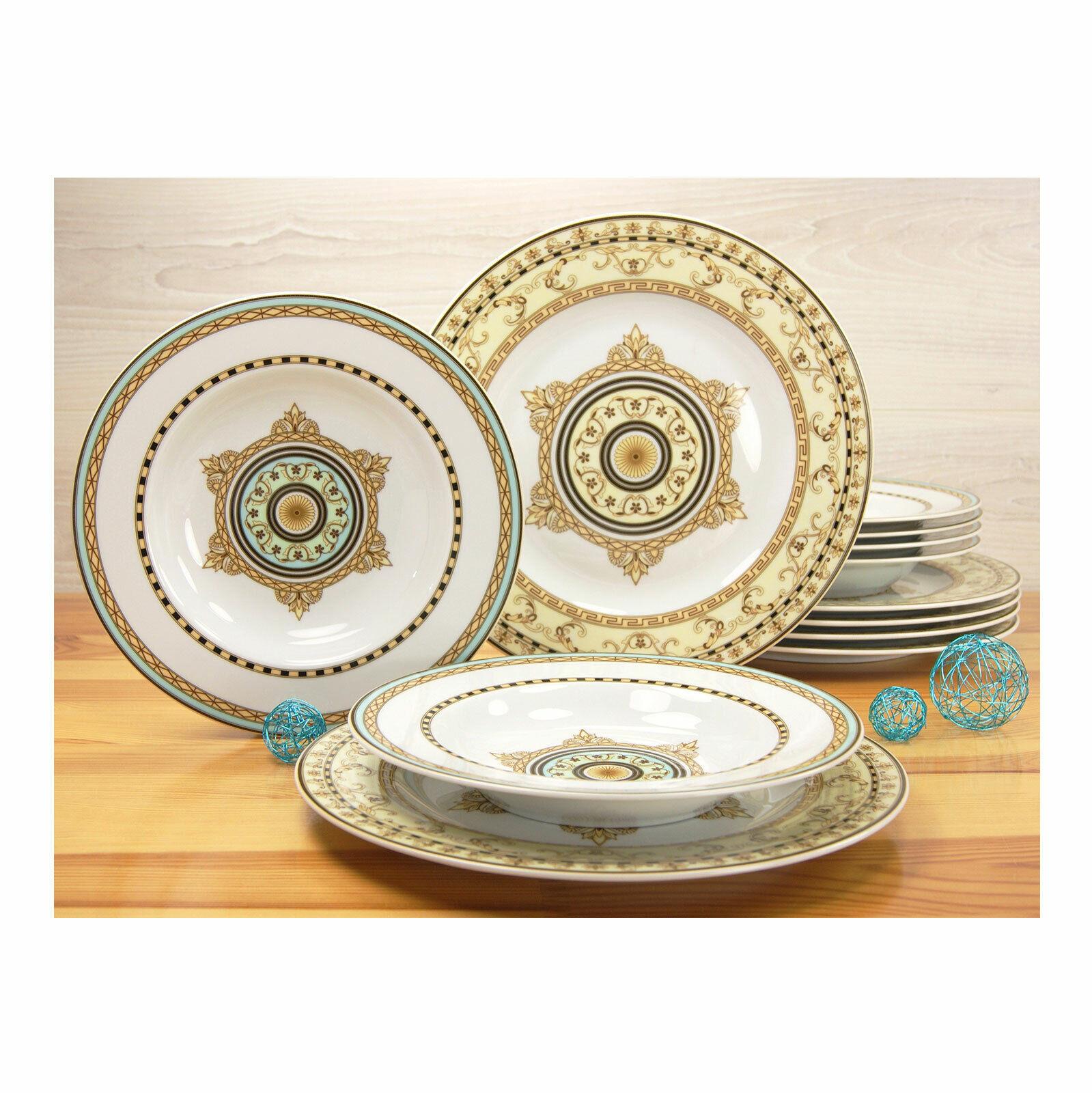 Creatable 10840 majestosa Tableware 12tlg Dinner Plates Dinner Set Plate Set