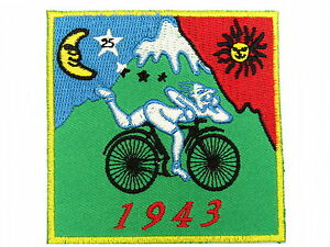1943-Bicycle-Day-LSD-Albert-Hofmann-Acid-Iron-On-Embroidered-Shirt-Bag-Patch