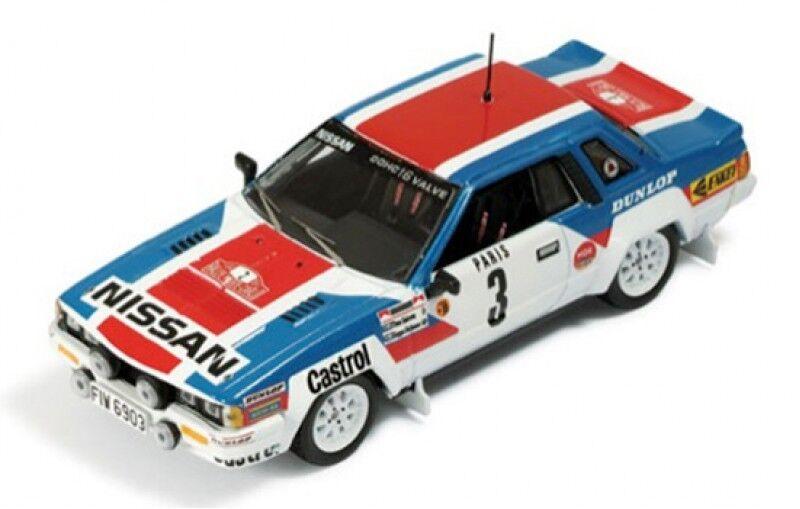el precio más bajo 1 1 1 43 Nissan 240 RS MONTECocheLO RALLYE 1984 T. Salonen S. Harjanne  venderse como panqueques