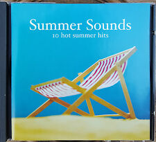 VARIOUS - Summer Sounds CD. Harley, Gaye, Lauper, Bangles, Withers, Hot Chocolat