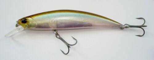 DUO Spearhead RYUKI 80S Angeln,Japan Wobbler,Köder,Forelle,Raubfische 19 Farben