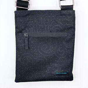Dakine-Jive-Crossbody-Black-Handbag-Purse-Tote-Shoulder-Bag