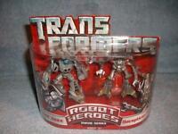 Autobot Jazz Frenzy Robot Heroes Transformers Movie Series Hasbro 2007