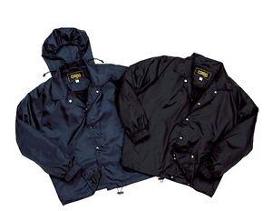 Men's Lined Hooded Windbreaker Jacket | eBay