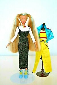 Generation-Fille-Barbie-Tori-Poupee-1990-039-s-Vintage-Parfait-Origine-Accessoire