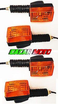 For Honda NX650 NX 650 Dominator Rear Turn Signal Light Indicator Flasher  88-89