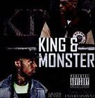 King & Monster [PA] by Lil Wayne/King & Monster/T.I. (CD, Jun-2013, Venom Entertainment)