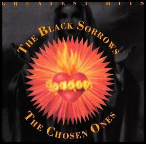 BLACK-SORROWS-CHOSEN-ONES-GREATEST-HITS-CD-JOE-CAMILLERI-VIKA-amp-LINDA-NEW