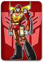 Transformer Rodimus Prime Metal Switch Plate Wall Cover Lighting Fixture Sp769