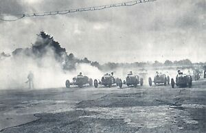 Nostalgia-Postcard-1929-Brooklands-Race-Track-Reproduction-Card-NS6