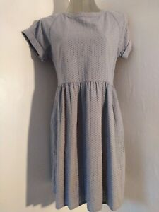 LADIES-SKATER-STYLE-DRESS-BY-JACK-WILLS-SIZE-8-HOLIDAY-BBQ-FORMAL