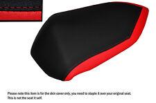 DESGN 2 RED &BLACK CUSTOM FITS KAWASAKI Z750 07-12 & Z1000 07-09 REAR SEAT COVER