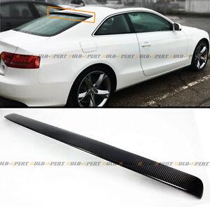 FOR AUDI S DOOR COUPE VIP CARBON FIBER REAR ROOF WINDOW - Audi 2 door