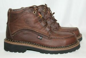 Justin Wk900 Men S Casual Collection Work Boot 8 M Steel